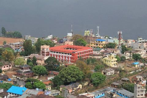 tansen city palpa nepal