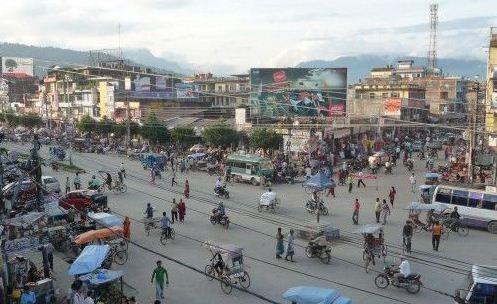 bharatpur city nepal