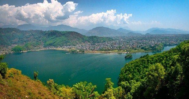 pokhara city nepal